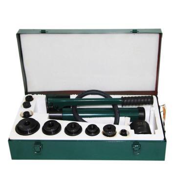赫力斯HELISI 液压开孔器,SYK-8B型,板材开孔器 打孔机 桥架水槽开孔器