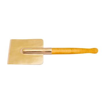 桥防 防爆地板刮刀,铝青铜,150*460mm,213A-1002AL