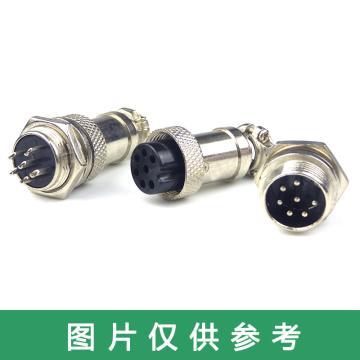 沪工电焊机九芯插头(NBC用)