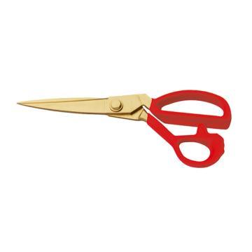 桥防 防爆裁纸刀,铍青铜,225mm,244A-1002BE