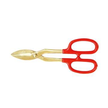 桥防 防爆铁皮刀,铍青铜,300mm,244-1002BE