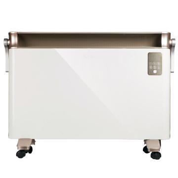 艾美特 遥控式欧式快热电暖炉,HC22134R,2200W