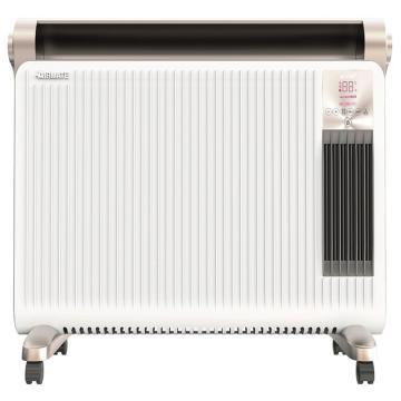 艾美特 遥控欧式快热电暖炉,HC30156R,3000W