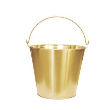 桥防 防爆消防桶,铝青铜,10L,281B-1002AL