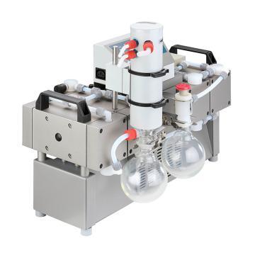 实验室真空系统,威伊,LVS,LVS 1210 T,带自动流量控制器,抽吸速度:138.3L/min