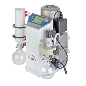 实验室真空系统,威伊,LVS,LVS 610 T,带自动流量控制器,抽吸速度:75L/min
