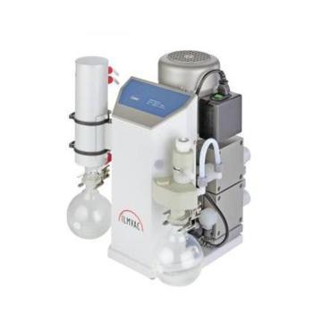 实验室真空系统,威伊,LVS,LVS 601 T,不带流量控制,抽吸速度:75L/min