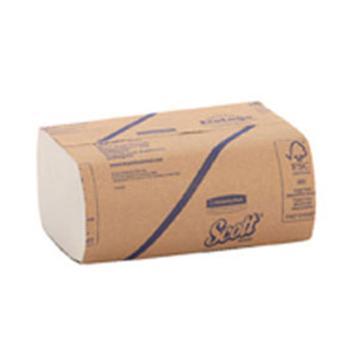 金佰利折叠式擦手纸,28620  250张/包,16包/箱 单位:箱