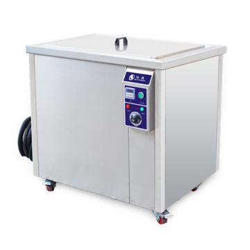 超声波清洗机264L,超声频率:28/40KHz,温度20-95℃,JP-600ST