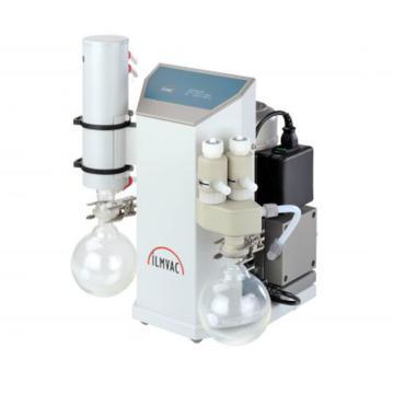 实验室真空系统,威伊,LVS,LVS 302 Z,不带流量控制, 2个真空接口,抽吸速度:38.3L/min