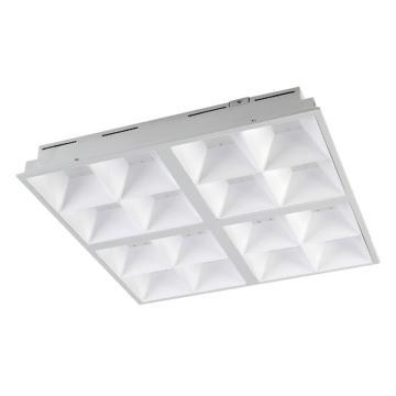 盈晟 LED格栅灯盘 ENSN5003B-6060 功率40W 白光 5700K 尺寸595x595mm T型龙骨式安装 单位:个