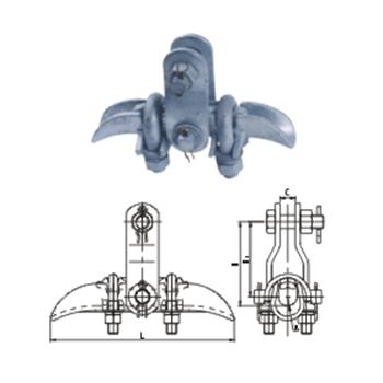固力发 设备线夹,XGU-3