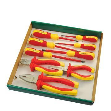 世达绝缘工具组套,VDE标准9件套,09262