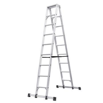 宝富 铝合金双侧梯,全长:3.0m 自重:19.2kg,RLAP-30