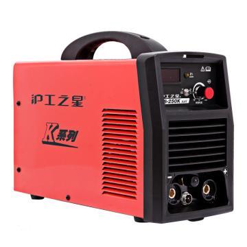 沪工之星 手提式电焊机,WS-250E含主机一台,焊枪一把,地线一根