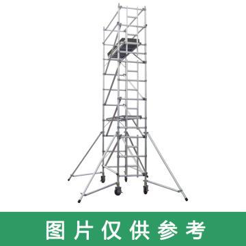 宝富 铝合金单宽脚手架,6米,RHP-SR-600