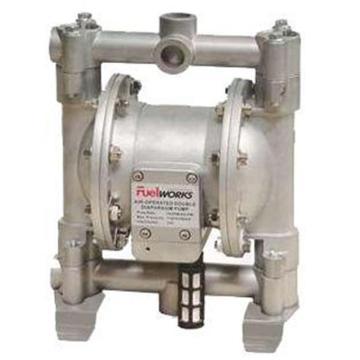 "fuel works  17150600 3/4""金属壳体气动隔膜泵"