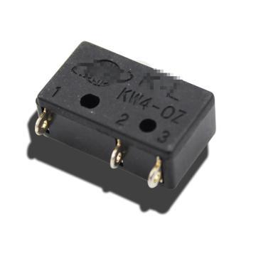 沪工AR氩弧焊枪微动开关,KW4-OZ(含外壳),10个/包