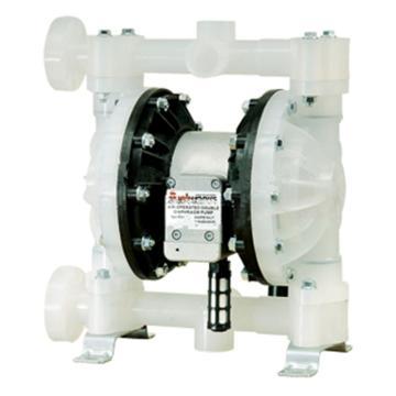 "fuel works  17151201 1""非金属壳体气动隔膜泵"