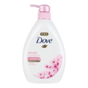 多芬樱花甜香滋养美肤沐浴乳,720G 单位:瓶