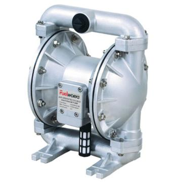 "fuel works  17151200 1""金属壳体气动隔膜泵"