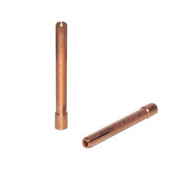 钨极夹,10N23M,2.0mm,适用于 WP-17、18、26氩弧焊枪
