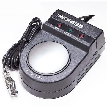 白光 防静电手环报警器,触摸式,498,静电测试仪 静电测试器 静电消除器 静电释放器