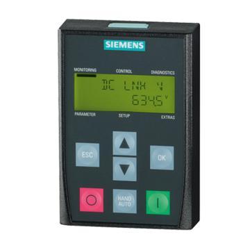 西门子/SIEMENS 6SL3255-0AA00-4CA1 BOP-2 基本操作面板
