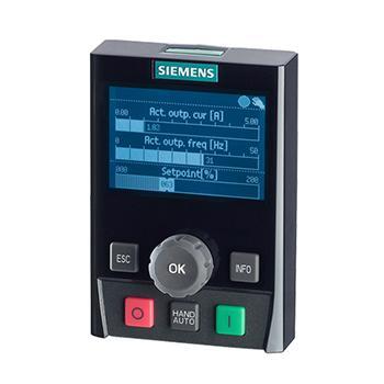 西门子/SIEMENS 6SL3255-0AA00-4JC1 智能操作面板 IOP (中文版, 含英文)