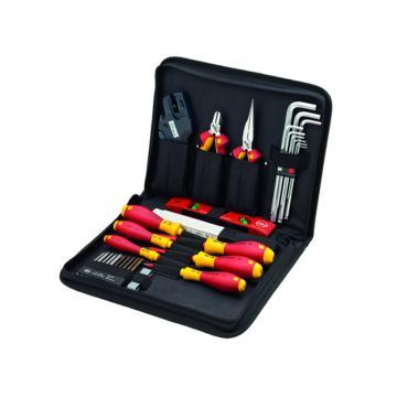 威汉电工绝缘工具组套,31件套,33149