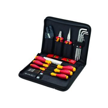 威汉电工绝缘工具组套,31件套,33148
