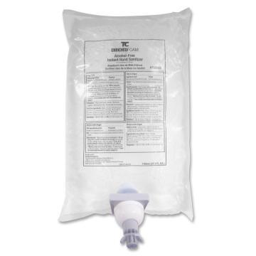 乐柏美加强型无酒精泡沫消毒液, FG750593 配750140  单位:袋