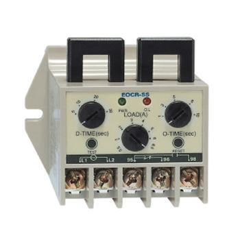 EOCR 电机保护器,EOCR-SS-05 N 220