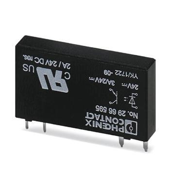 菲尼克斯PHOENIX 继电器,2966595OPT-24DC/ 24DC/ 2 10只/包