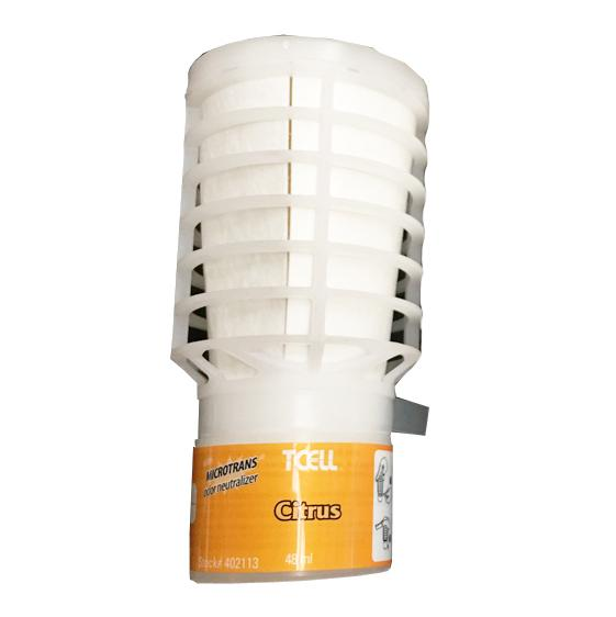 乐柏美Rubbermaid TCell™ 空气清香剂,浓郁橘香 FG402113, 配1793547 单位:个