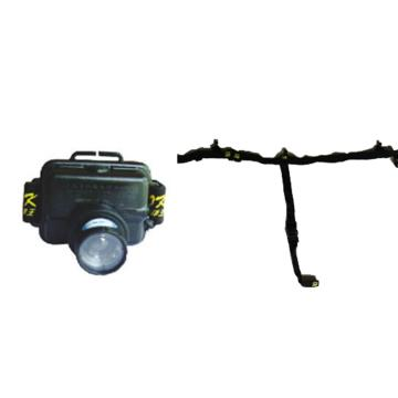 深圳海洋王 微型强光防爆头灯,IW5130A/LT,帽佩式,单位:个