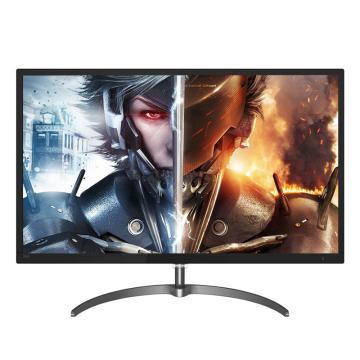 飞利浦(PHILIPS)LED显示器,液晶显示器 黑色,326E8FJSB 31.5英寸2K屏