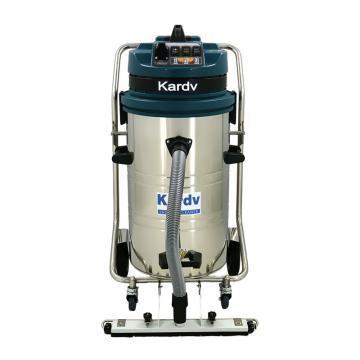 凯德威 推吸两用型吸尘器,GS-3078P 3600W 80L
