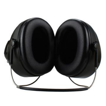 3M 颈戴式耳罩,H7B,PELTOR OPTIME 101系列 黑色