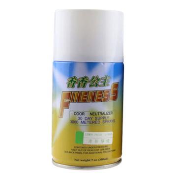 香香公主 檸檬空氣清香劑,320ml/罐 單位:罐