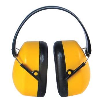 泛台PT 头戴式耳罩,60301902,SE1340 可折叠式 黄色