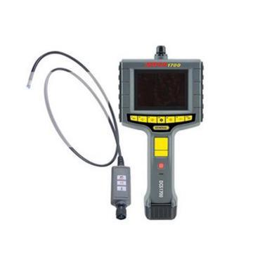 精耐高分辨率可記錄工業視頻內窺鏡,攝像頭分辨率640 x 480 ,DCS1700