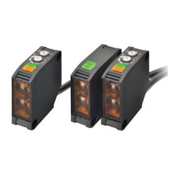 欧姆龙OMRON 光电传感器,E3JK-DP12-C 2M OMS