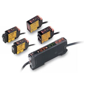 欧姆龙OMRON 光电传感器,E3C-LD11 2M