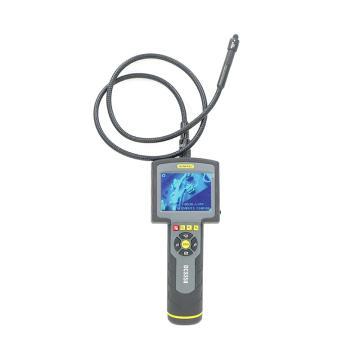 精耐抗摔防水型工業視頻內窺鏡,攝像頭分辨率640 x 480 ,DCS350