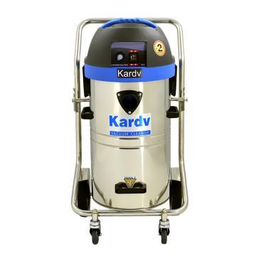 凯德威 不锈钢吸尘器,DL-1245 1200W 45L