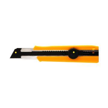 田岛美工刀,超重型25mm x 126mm 旋钮锁定, LC650B