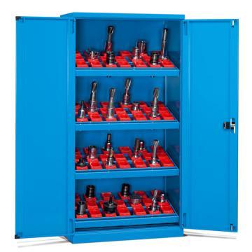 发弥 固定式刀具柜, 1023×555×2000mm(84只BT40刀套)