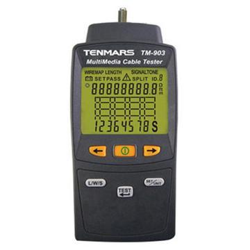 泰玛斯/TENMARS 网络缆线测试仪,TM-903