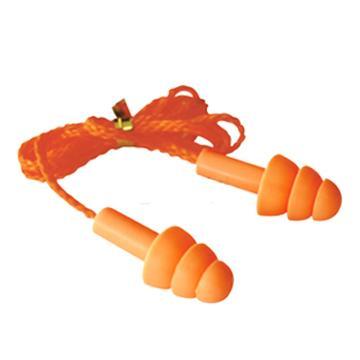 世达SATA 可重复使用耳塞,FH0304,圣诞树型硅胶材质 带线,1副